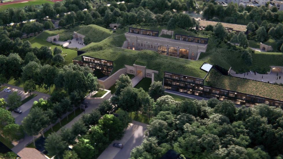 Le Fort de Villiers (France)