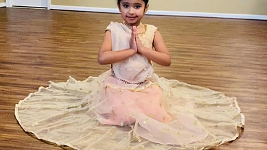 Ghar More Pardesiya - by 5yo Bolly Tot Class