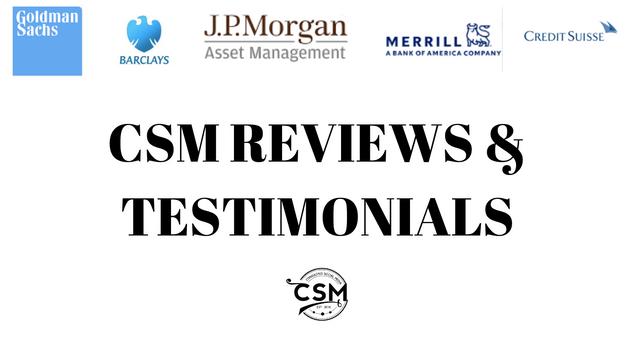 Reviews & Testimonials