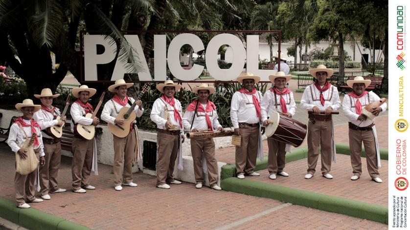 Agrupación Folclórica Los Pescuezones