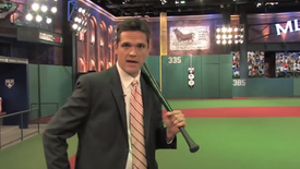 Cubes - Tour of MLB Network