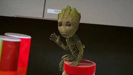 ESPN Mascot Reveal - Baby Groot