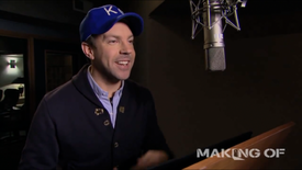 The making of EPIC with Jason Sudeikis