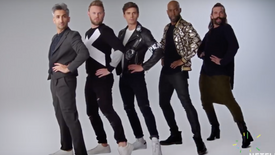 Queer Eye  Season 3   Official Trailer [HD]   Netflix