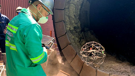 Industrial Inspection Services for Confined Spaces