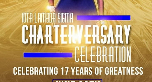 Iota Lambda Sigma Chapter of Sigma Gamma Rho Sorority, Inc. 17th Charterversary Celebration