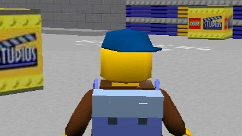 Lego Studios Backlot