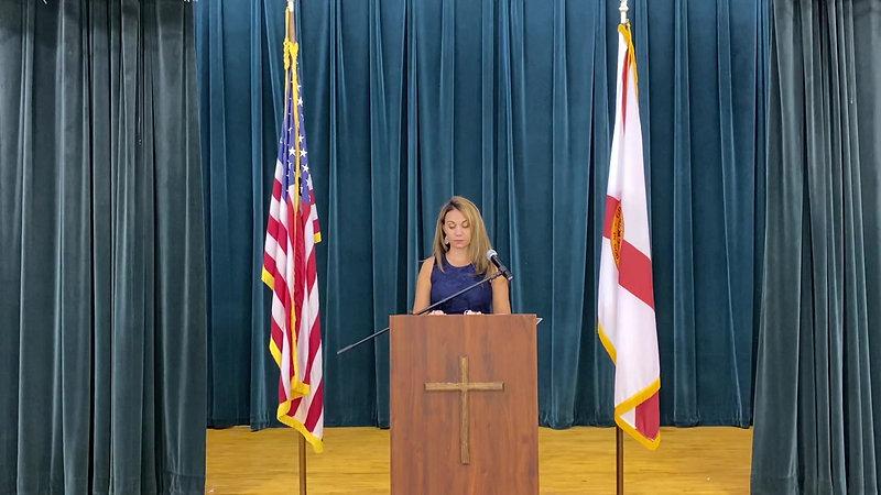 8th Grade Virtual Award Ceremony