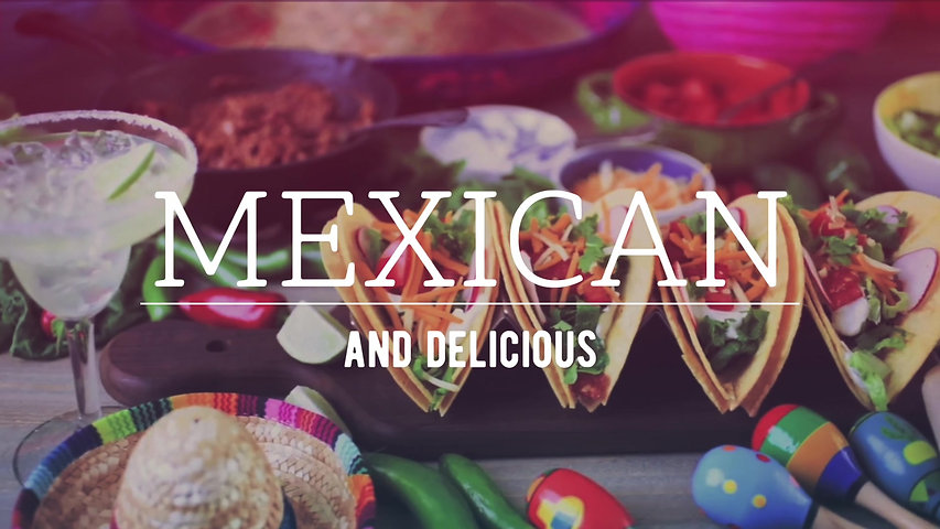 Mexican Restaurent Explainer/Animation Video
