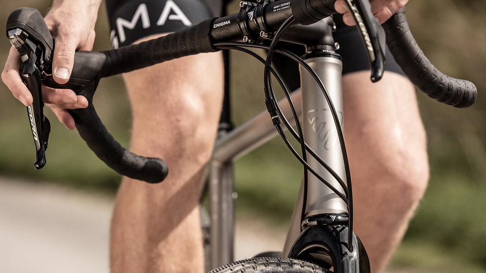 Enigma Bicycle Works Interview