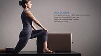 Hip flexor kneeling