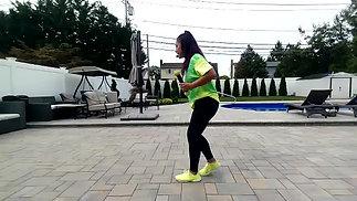 Cardio Toning Dance  9.9.20