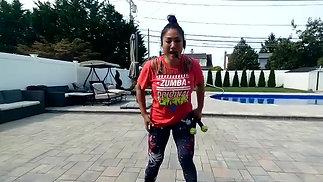 Cardio Toning Dance 9.16.20