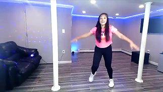 Cardio Dance  75 minutes 9:12:20