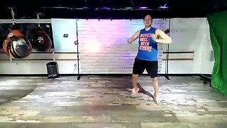 Coco Brian Cardio Dance 4:27:21