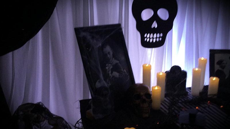 Halloween Themed Event Decor