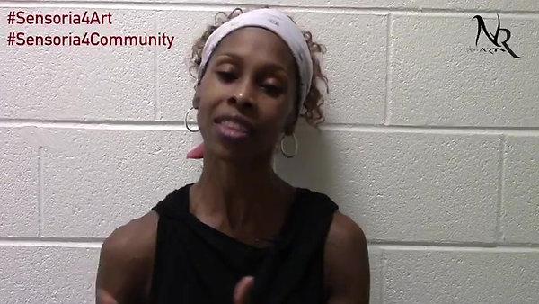 Dancer Shandeth Montgomery