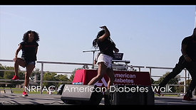 African American Men's Health and American Diabetes Walks