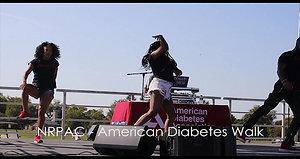African American Men's Health and American Diabetes Walks