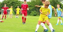 Letní fotbalové kempy 2021