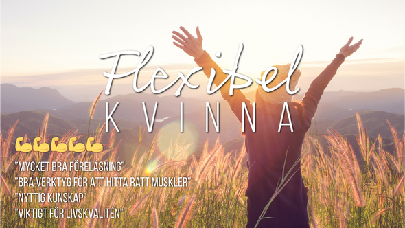 Flexibel Kvinna - online