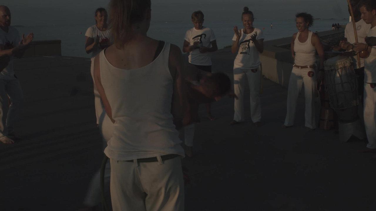 Træning på Amager strand