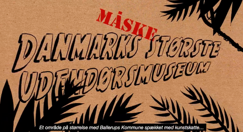 DANMARKS (MÅSKE) STØRSTE UDENDØRSMUSEUM