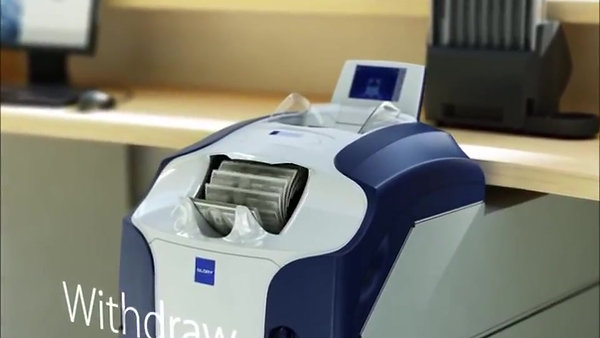 RBG-100 Intelligent Cash Recycler