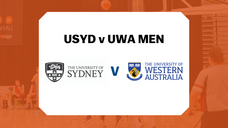 USYD v UWA Men's highlights