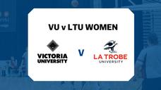 VU v LTU Women's Highlights