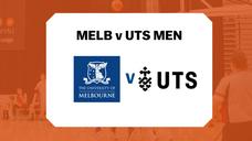 UBL Round 2 - Mens Melb Uni v UTS HIGHLIGHTS (1)
