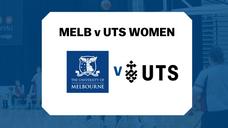 UBL Round 2 - Womens Melb Uni v UTS HIGHLIGHTS (1)