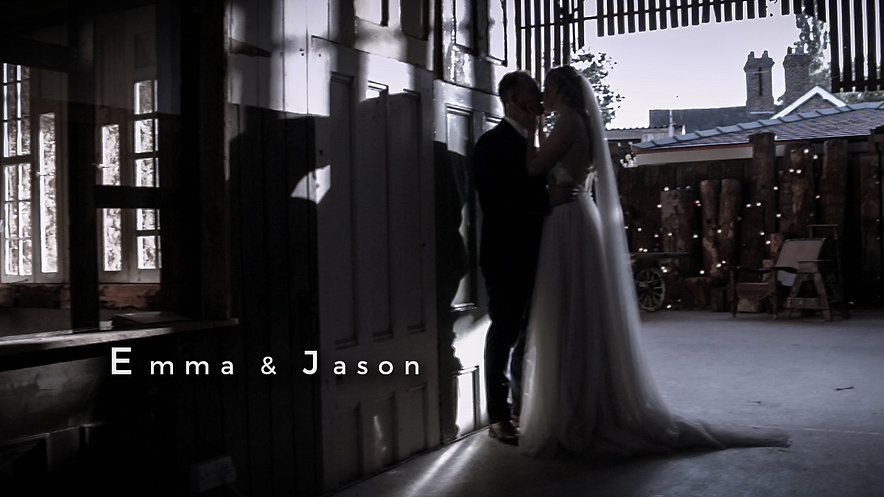 Funny, crazy, energetic and romantic Wedding Film of Emma and Jason at Owen House Wedding Barn