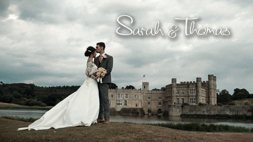 Smiles, Tears and Love. Sarah and Thomas at Leeds Castle