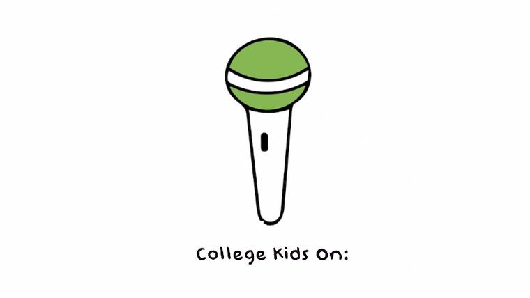 College Kids On