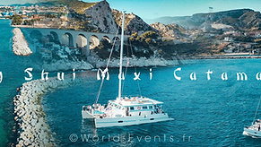 Feng Shui Maxi Catamarant - Vidéo de présentation.