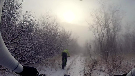 Anchorage Fatbiking
