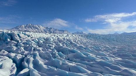 Knik Glacier Fatbiking