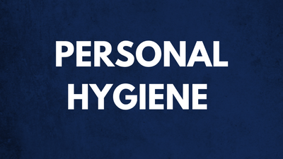 Personal Hygiene - Fish Right, Eat Right Tutorial 2