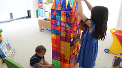 Building a Tower hiding someone inside