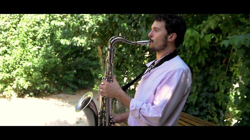 Saxofone a solo