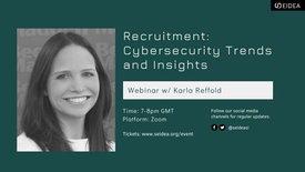 Cybersecurity Skills and Salary Expectations w/ Karla Reffold