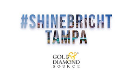 #ShineBright Tampa – Gold & Diamond Source