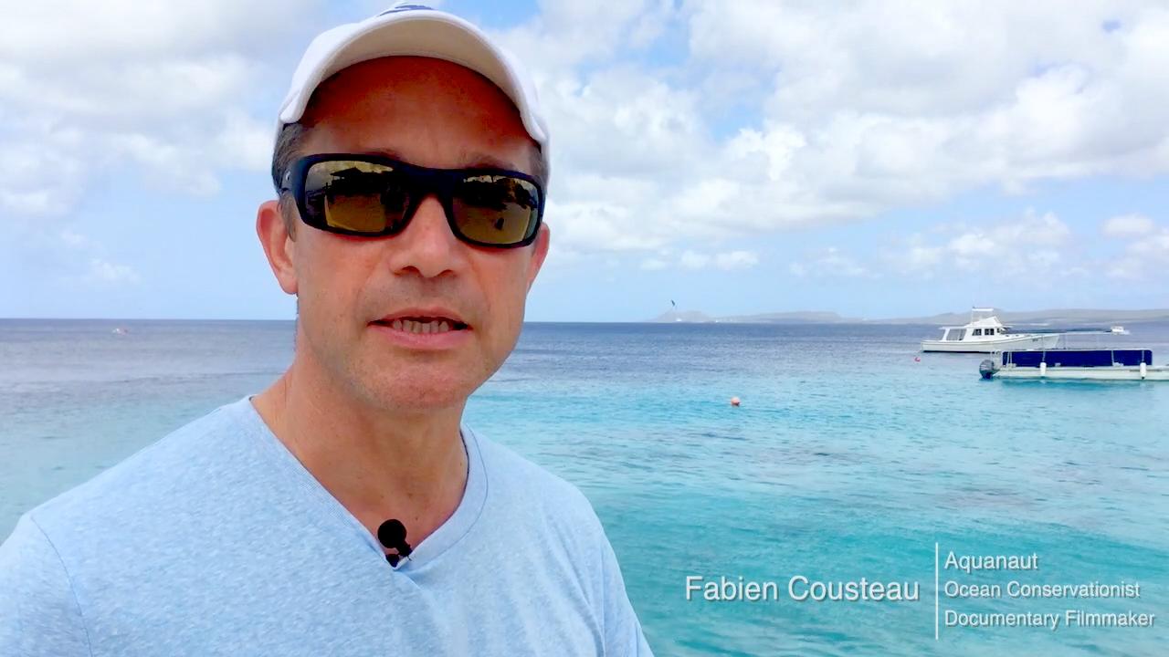 Fabien Cousteau: Preserving Our Ocean Planet
