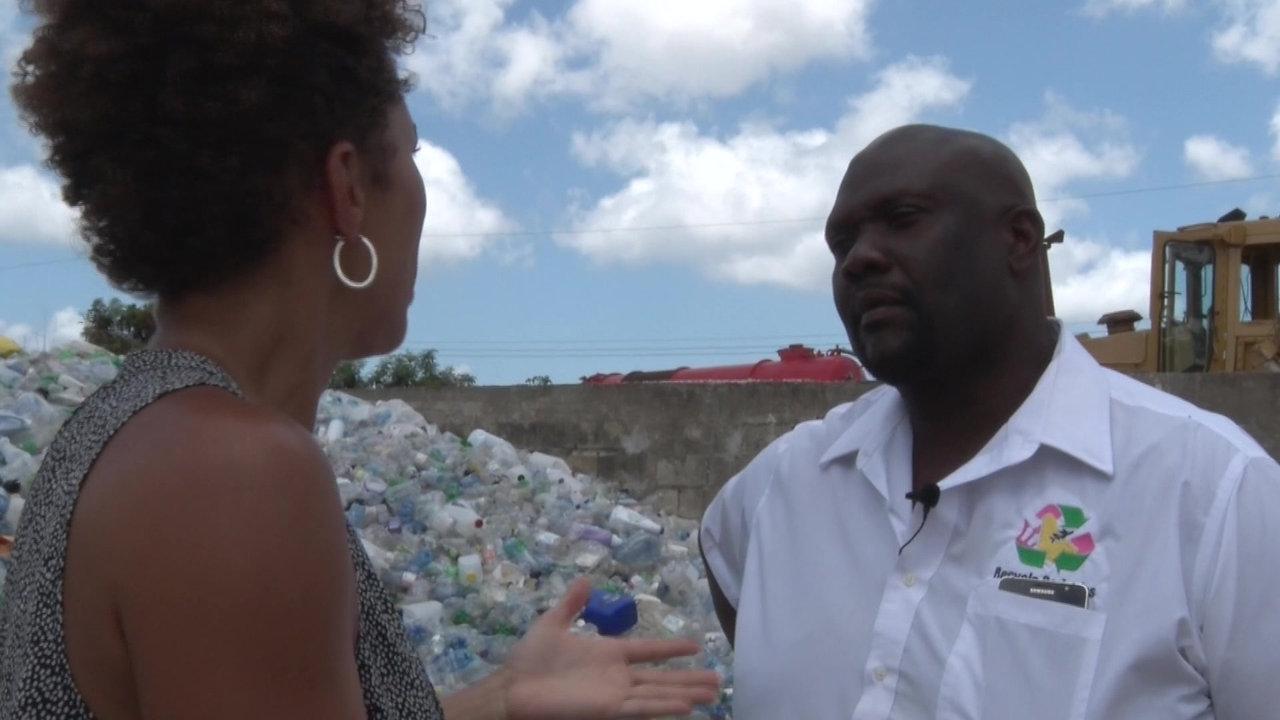 Anderson Cherry: Bajan Waste