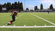 Field Workout- Change of direction drills