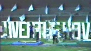 Saggio 1987 - Esercizi alla Sbarra