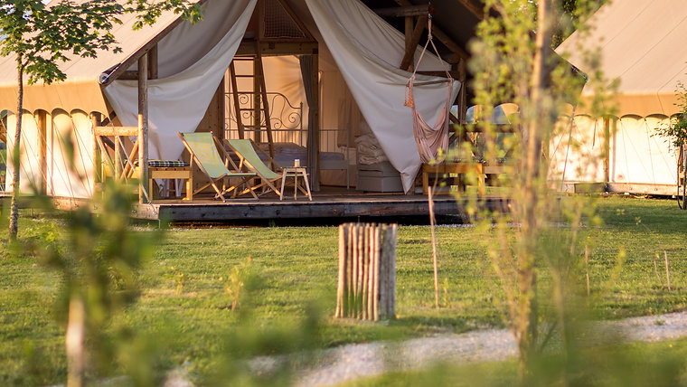Kolpa Resort glamping