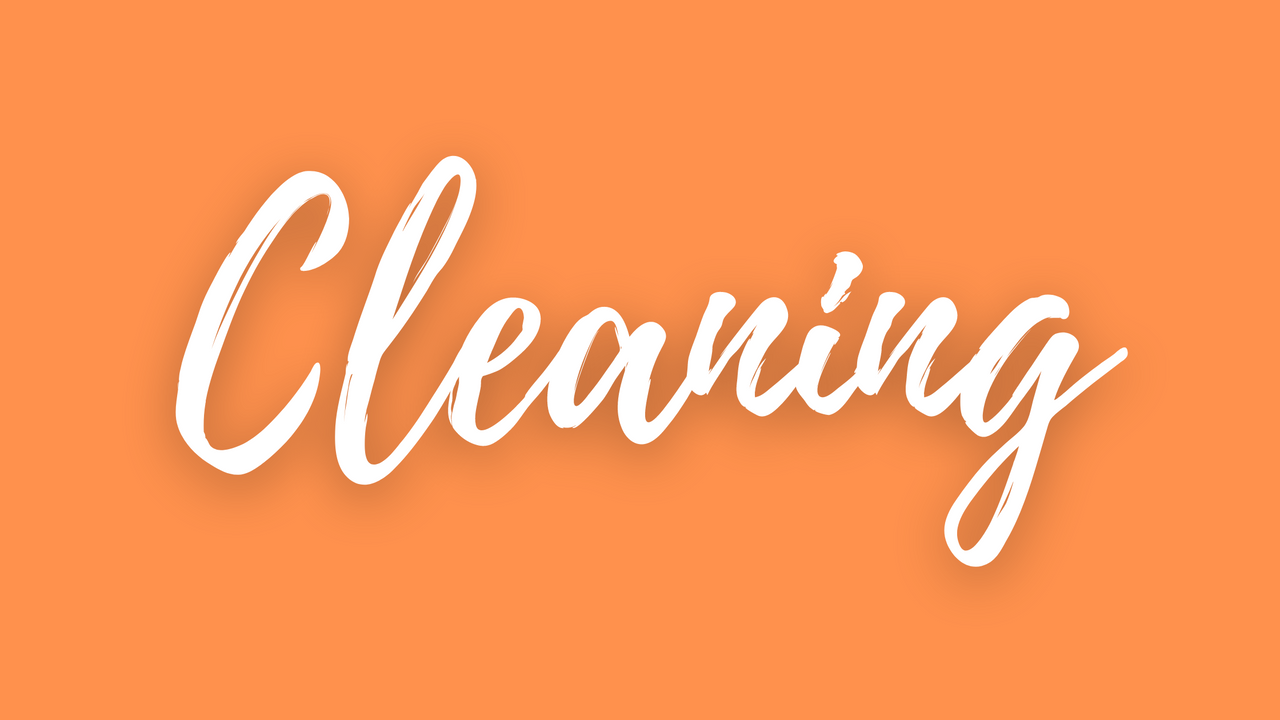 Free Cleaning Videos
