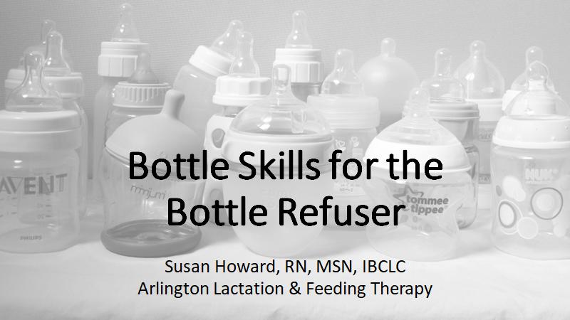 Bottle Skills for the Bottle Refuser